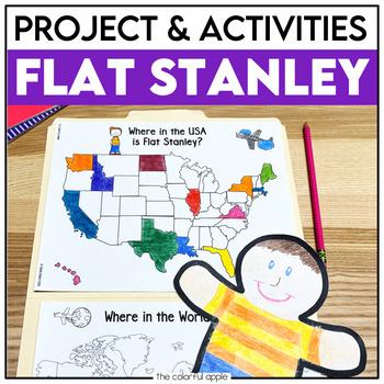 Flat Stanley: A Novel Study & Project