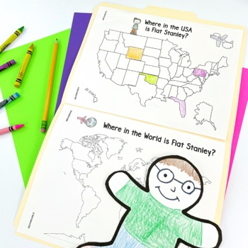 Flat Stanley: A Novel Study & Project