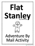 Flat Stanley Adventure By Mail Activity
