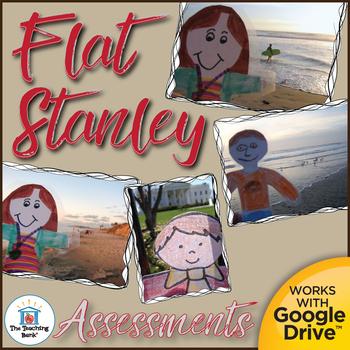 Flat Stanley Assessment Packet
