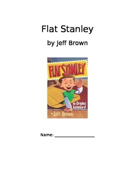 Flat Stanley Book Club Packet