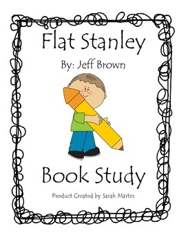 Flat Stanley Book Study