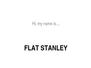 Flat Stanley Bulletin Board - Editable