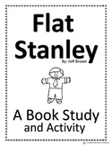 Flat Stanley Bundle: Book Study and Adventure By Mail Activity