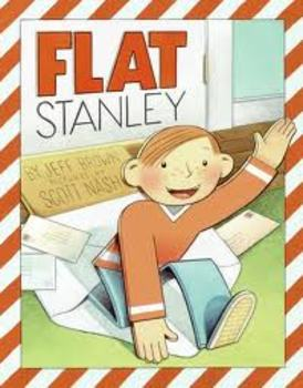 Flat Stanley Chapter 2 Activity Sheet