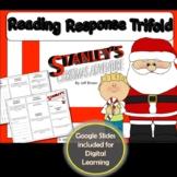 Flat Stanley Christmas Adventure Reading Response Trifold