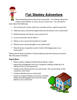 Flat Stanley Community Project