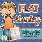 Flat Stanley Comprehension Booklet