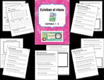 Flat Stanley Comprehension Check (Spanish Version)