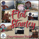 Flat Stanley Comprehension Packet
