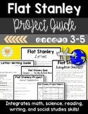 Flat Stanley Novel Study (Project/Activities/Assessments)-Intermediate Grades