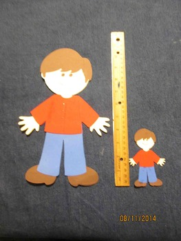 Flat Stanley Cut Outs