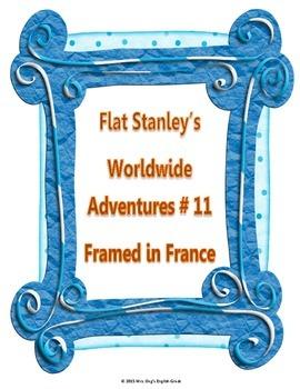 Flat Stanley Framed In France Whole Book Comprehension Test