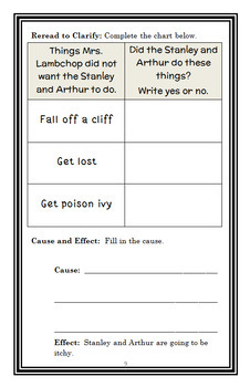 Flat Stanley (I Can Read!) COLLECTION : 9 Novel Studies  (157 pages)