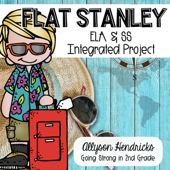 Flat Stanley Integrated Project Travel Journal