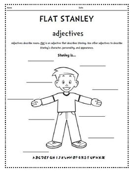 free printable flat stanley template - flat stanley integrated unit by tangled with teaching tpt