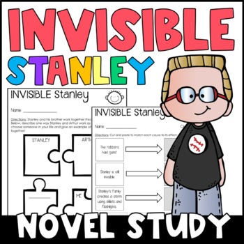 Flat Stanley: Invisible Stanley