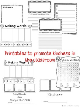 Flat Stanley Kindness Project- Spreading Smiles Across the States
