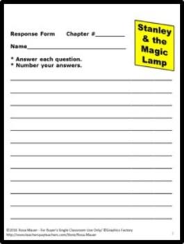 Flat Stanley Literacy Bundle