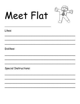 Flat Stanley: Meet Flat....