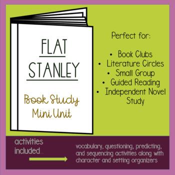 Flat Stanley Mini-Unit