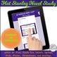 Google Classroom™ Flat Stanley Self-Checking Novel Study