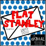 Flat Stanley Novel Study and DIGITAL Resource