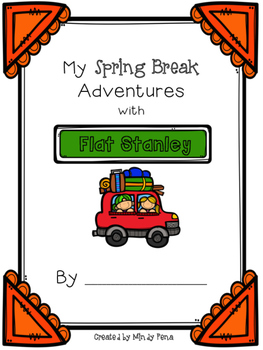Flat Stanley Postcard Journal