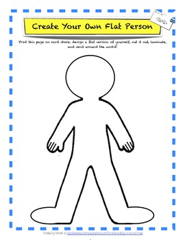 Flat stanley letter writing project lots of bonus activities tpt flat stanley letter writing project lots of bonus activities altavistaventures Choice Image