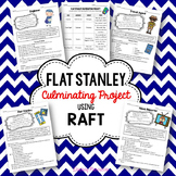 NO PREP Flat Stanley Culminating Project using RAFT