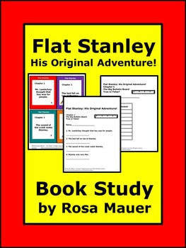 Flat Stanley His Original Adventure