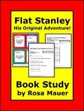 Flat Stanley His Original Adventure Book Study