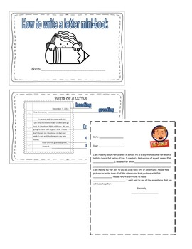 Flat Stanley Reading Comprehension and Writing Unit plus Flat Stanley Project