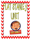Flat Stanley Reading Comprehension and Writing Unit plus F