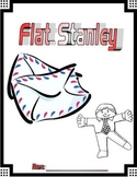 Flat Stanley Reading Response or Literature Circle Packet