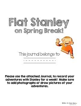Flat Stanley Spring Break Journal