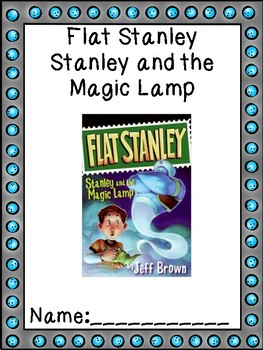 Flat Stanley-Stanley and the Magic Lamp