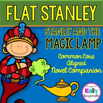 Flat Stanley: Stanley and the Magic Lamp Book study