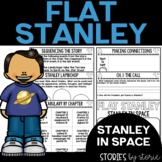 Flat Stanley: Stanley in Space Book Questions and Vocabulary