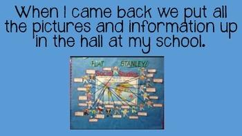 Flat Stanley Summarized Story PowerPoint
