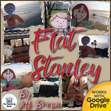 Flat Stanley Novel Study Book Unit and ELA/Math Activity Pack