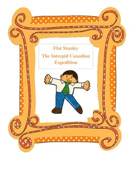 Flat Stanley: The Intrepid Canadian Expedition