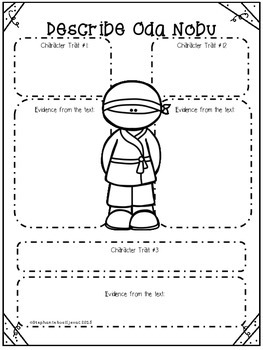 Flat Stanley The Japanese Ninja Surprise (Discussion Questions)