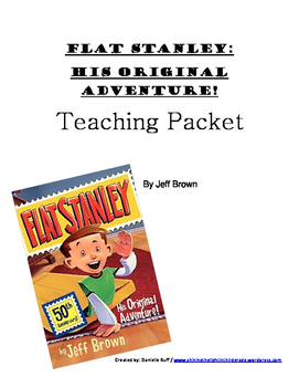 Flat Stanley: The Original Adventure! Teaching Packet