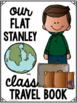 Flat Stanley Travel Book