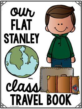 Flat Stanley Travel Book