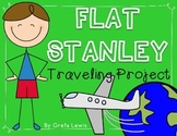 Flat Stanley Traveling Project & Booklet