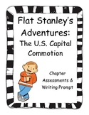 {Common Core Aligned Book Unit} Flat Stanley: US Capital Commotion