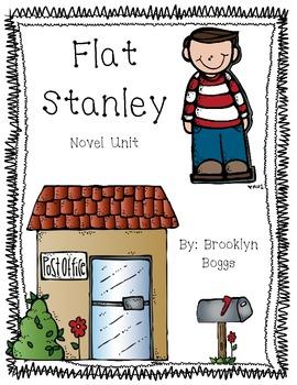 Flat Stanley Unit (40 pages)
