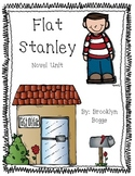 Flat Stanley Unit (40 pages)